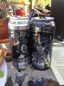 We enjoyed both Heady Topper and Focal Banger by The Alchemist. WOW.