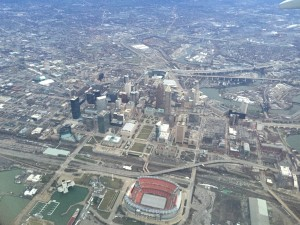 CLE from the air